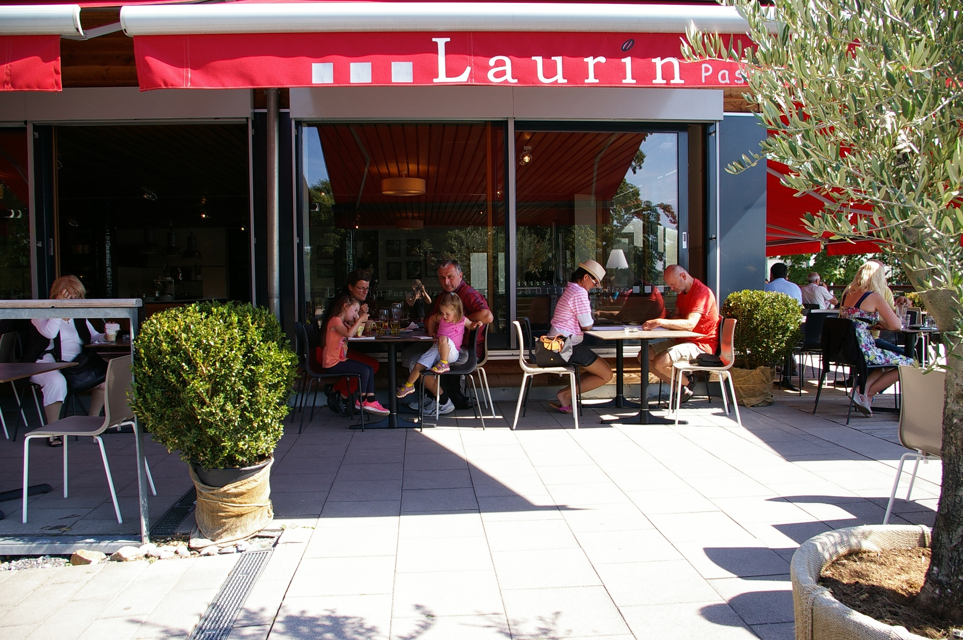 Laurin Pasta & Pizza in Deggendorf